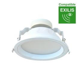 "Downlight Alta Eficacia 6"" 6W"