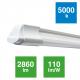 Luminaria estanca IP66 PC 1290 mm