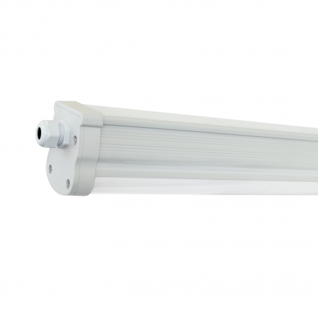 Luminaria estanca IP65 PC 1500 mm