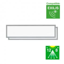 Panel EXILIS 2 x 40 W