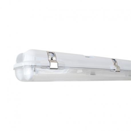 Luminaria estanca IP65 1 Tubo T8 600mm