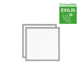 Panel Slim Alta Efic. Estándar 2x25W