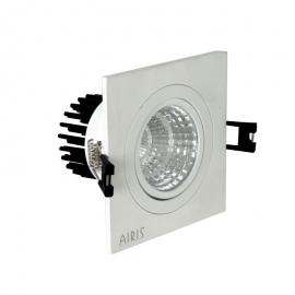 Downlight Spot Cuadrado 8W