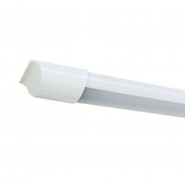 Luminaria estanca IP65 PC Slim 600 mm