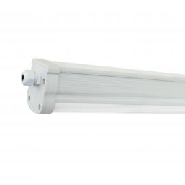 Luminaria estanca IP65 PC 1200 mm