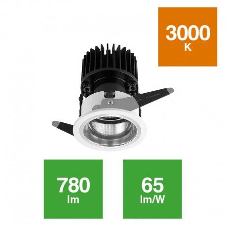 Downlight Spot Acentuación COB Orientable