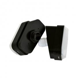Caja estanca para sensores EXILIS con prensaestopas