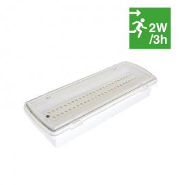 Luminaria Emergencia 7,5W