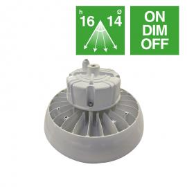 Campana IP65 Alta eficiencia 120W
