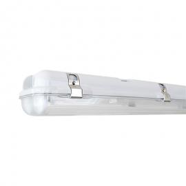 Luminaria estanca IP65 1 Tubo T8 1200mm